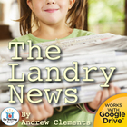 The Landry News Novel Unit ~ Common Core Aligned!