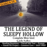 Halloween for Secondary ELA {The Legend of Sleepy Hollow M