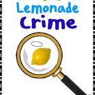The Lemonade Crime by Davies Reading Response Literature C