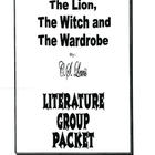 The Lion, The Witch and the Wardrobe Literature Unit