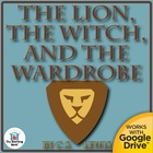 The Lion, the Witch, and the Wardrobe Novel Unit CD ~ CCSS
