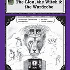 The Lion, the Witch & the Wardrobe: Literature Unit by Tea