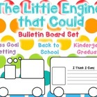 The Little Engine That Could Writing
