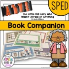 The Little Old Lady Activities - Aligned to Common Core