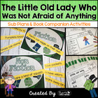 The Little Old Lady Who Was Not Afraid of Anything ~ Commo