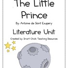 The Little Prince, by Antoine Saint de Exupery, HUGE Liter