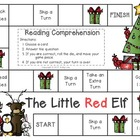 The Little Red Elf - A Reading Comprehension Game