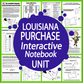 The Louisiana Purchase - Common Core Lesson