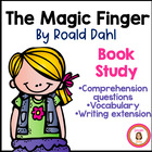 The Magic Finger Book Club Packet