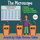 The Microscope:   Powerpoint Jeopardy Review Game