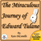 The Miraculous Journey of Edward Tulane Novel Unit CD~Common Core