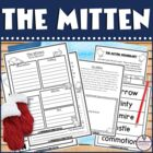 The Mitten by Jan Brett Guided Reading Unit winter