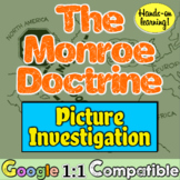The Monroe Doctrine - A Student-Led Picture Investigation