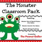 The Monster Classroom Pack