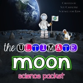 The Moon {NGSS aligned 1-ESS1-1}