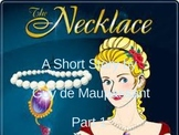 The Necklace Short Story Power Point