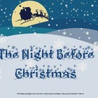 The Night Before Christmas Theme Unit Study Lapbook Pack
