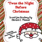 'Twas The Night Before Christmas based on the story by Cle
