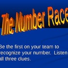 The Number Race for Prime Composite Square Numbers and Div