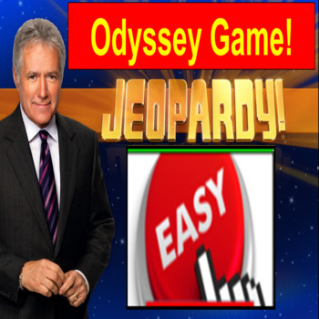 The Odyssey Jeopardy: Part 2,The Cyclops