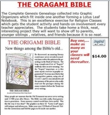 The Origami Bible