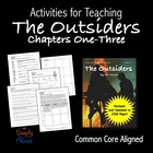 The Outsiders Literature Guide: Common Core Aligned Teachi