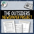 """The Outsiders"" Newspaper Project"