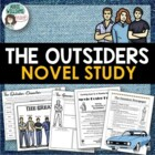 The Outsiders - Project & Assignment Pack