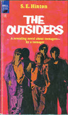 The Outsider's by SE Hinton Crossword Puzzle Chapters 1-6