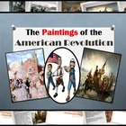 The Paintings of the American Revolution - 15 Paintings, L