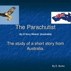 The Parachutist--A Short Story Lesson