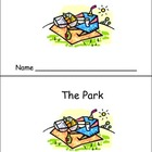 The Park Emergent Reader Preschool Kindergarten