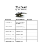 The Pearl by John Steinbeck Unit