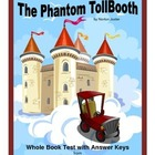 The Phantom Tollbooth    Whole Book Test