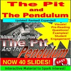 The Pit and the Pendulum : PowerPoint