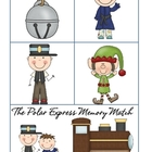 The Polar Express Memory Match