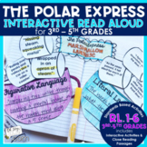 Polar Express for Big Kids {3rd, 4th, 5th Grade} ELA
