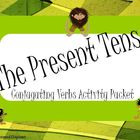 The Present Tense in Spanish Hands-On Activity Packet