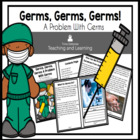The Problem With Germs: An Interactive Science Reader {Pro