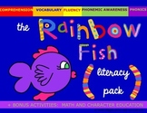 The Rainbow Fish Literacy Pack: Common Core Aligned