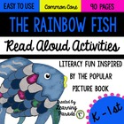 The Rainbow Fish Story Unit (CCSS Activities)