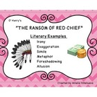 """The Ransom of Red Chief"" Literary Elements"