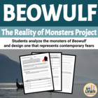 The Reality of Monsters (Use with Beowulf and other epics)