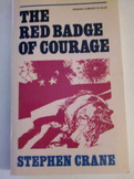 The Red Badge of Courage by Stephen Crane: Paperback Set of 3