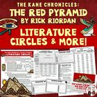 The Red Pyramid Reading Literature Circles and Creative Projects
