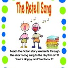 Retelling / Summarizing Song/ Poster