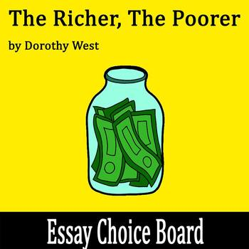 the richer the poorer summary
