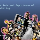 The Role and Functions of Marketing