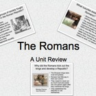 The Roman Civilization Review Question & Answer Ppt  Lectu