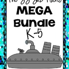 The SS Sub Plans Mega Bundle: K-5 Sub Plans